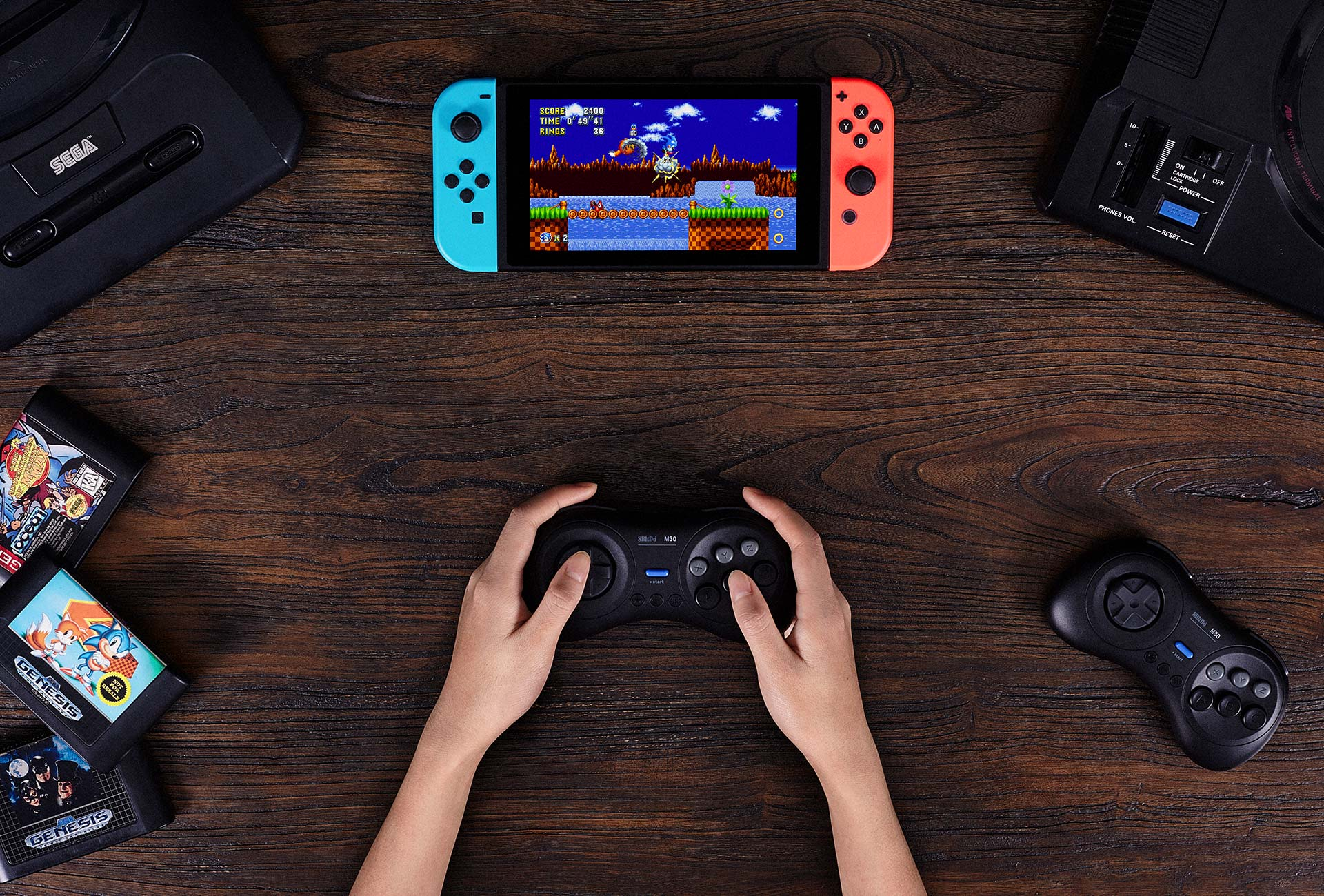 M30 Bluetooth gamepad | 8BitDo