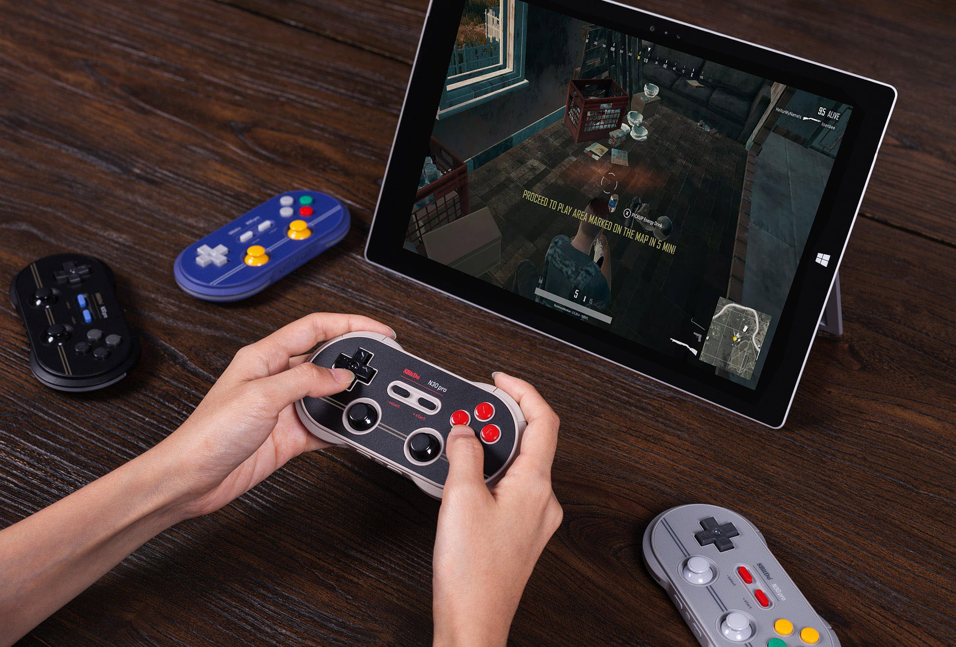 N30 Pro 2 Controllers   8BitDo
