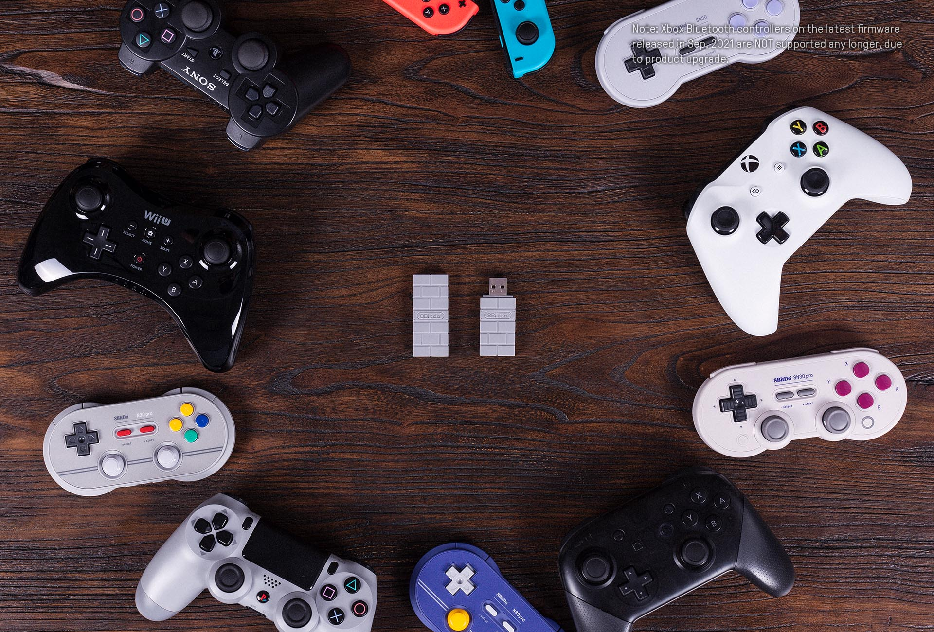 USB Wireless Adapter for PS classic edition | 8BitDo