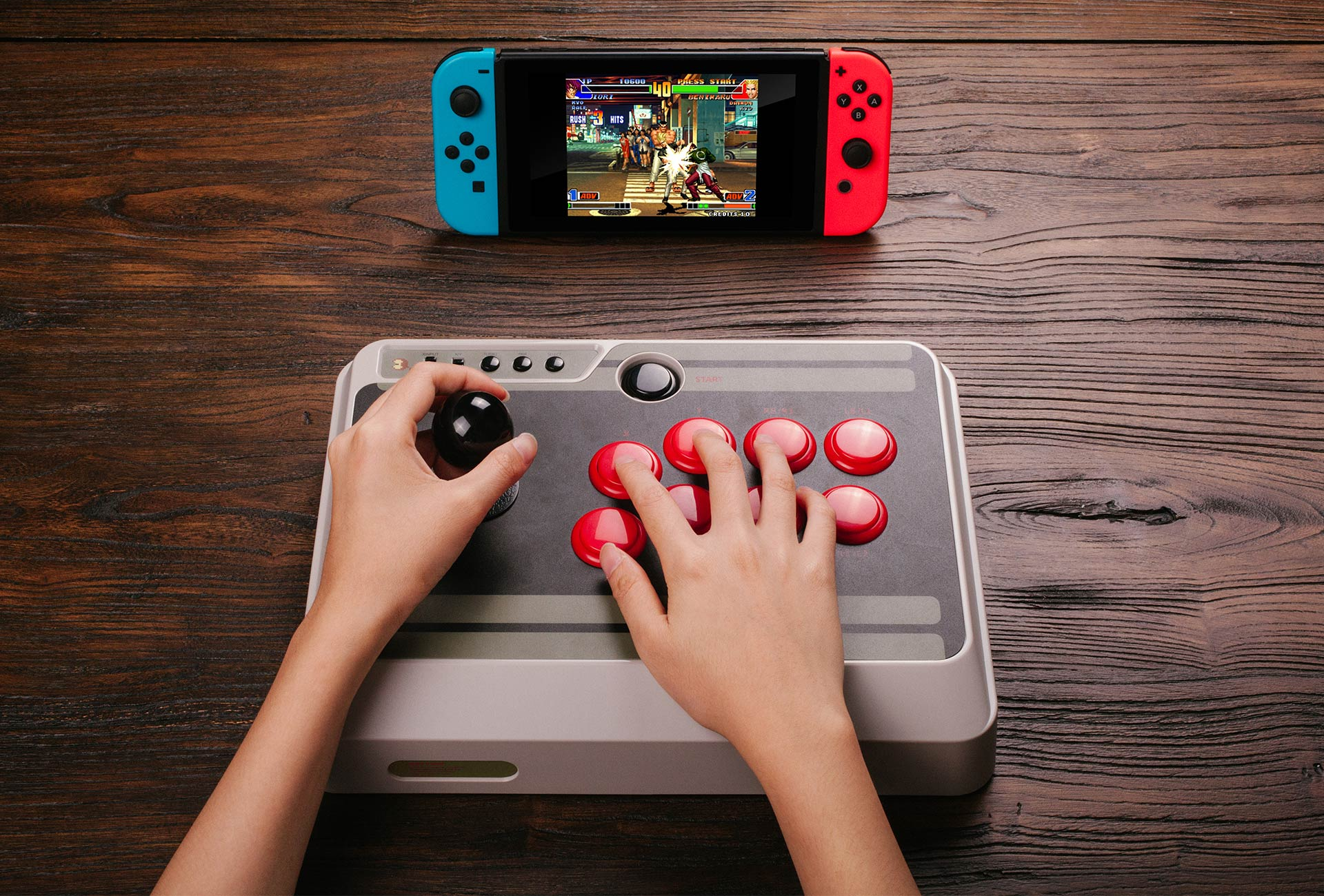 N30 Arcade Stick 8bitdo