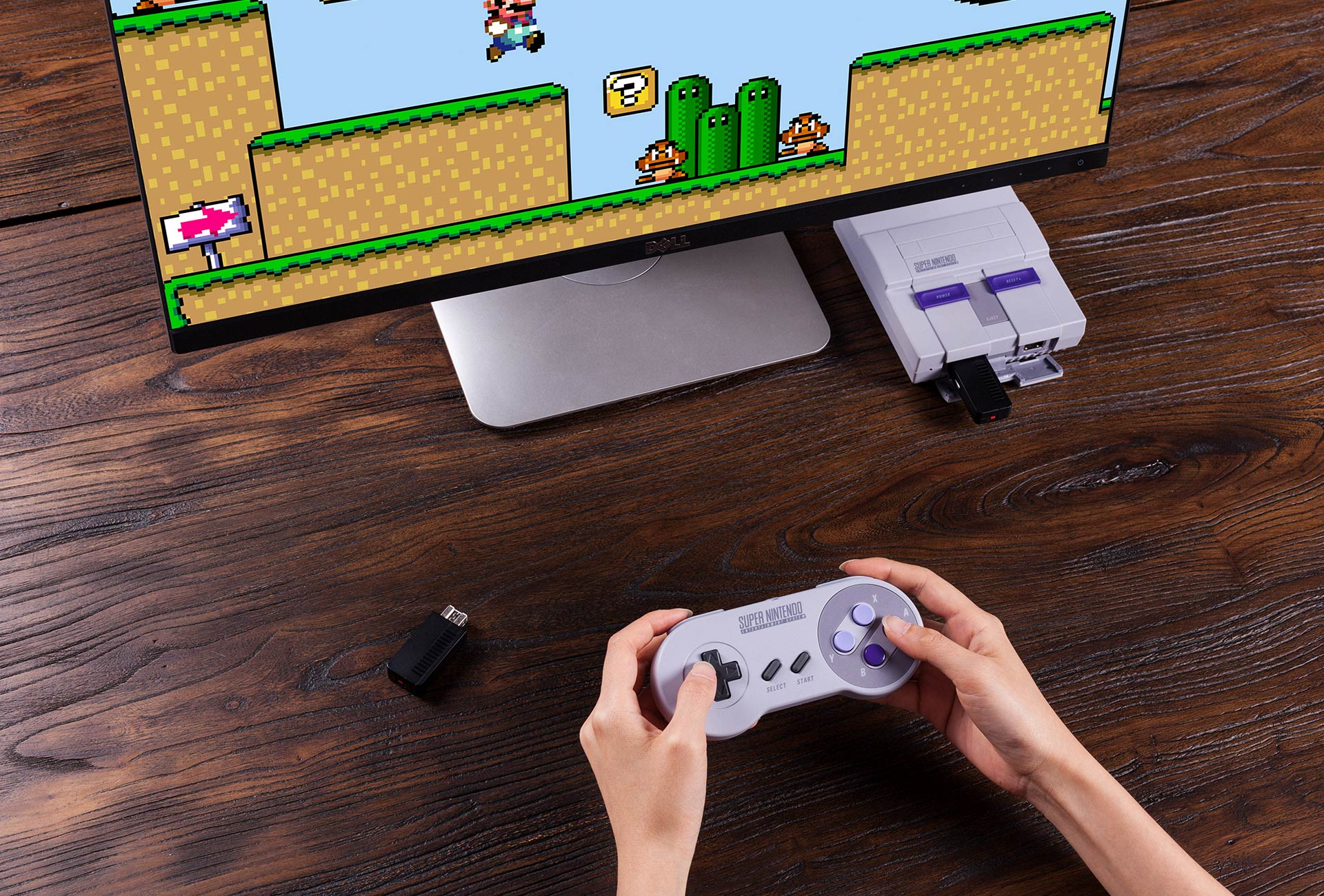 8BitDo Mod Kit for SNES/SFC Classic