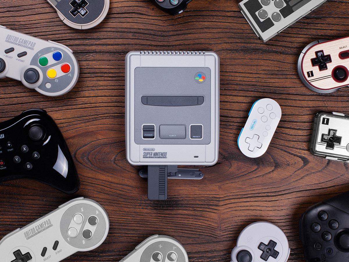 Retro Receiver for NES/SNES/SFC Classic Edition | 8BitDo