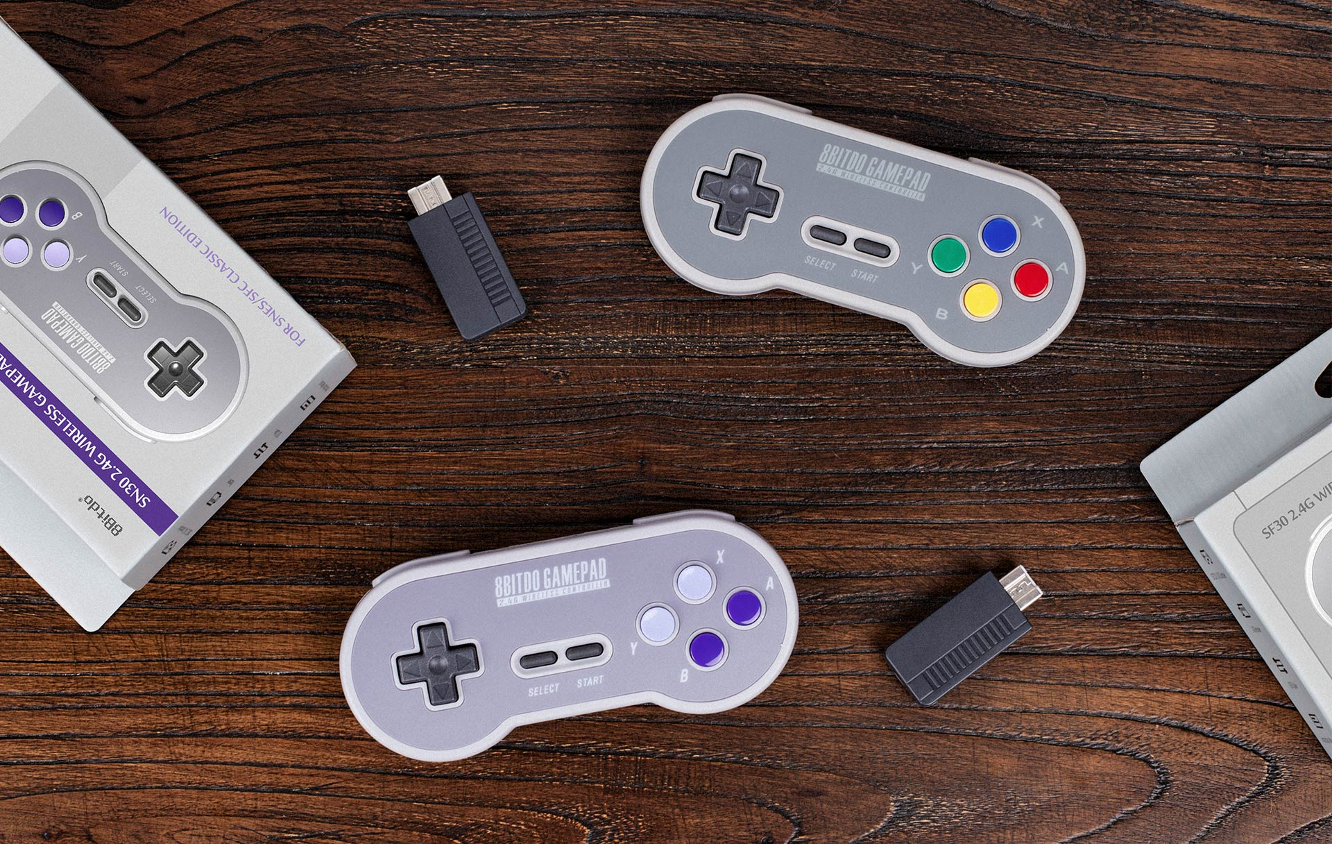 Sn30 2 4g And Sf30 2 4g For Snes And Sfc Classic Edition
